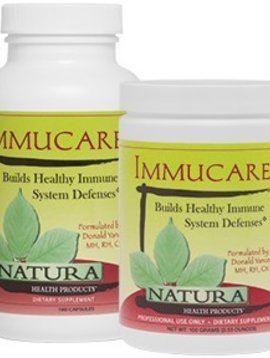 Natura Health Products Natura Immucare I 180 caps