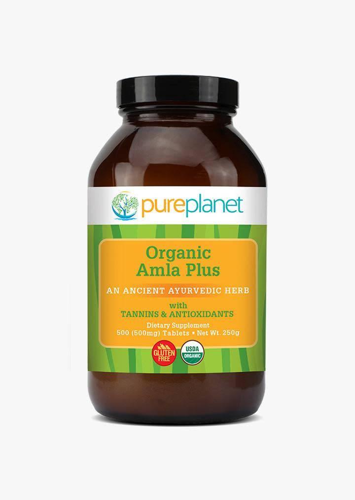 Pure Planet Vitamin C (Amla Plus) 100 tabs