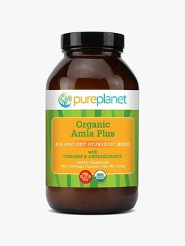 Pure Planet Vitamin C (Amla  Plus)  500 tabs
