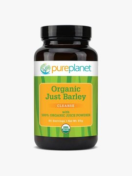 Pure Planet Just Barley Powder - 2.8 oz.