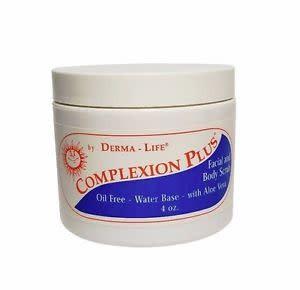 Derma Life Derma-Life Complexion Plus Scrub - 4 oz