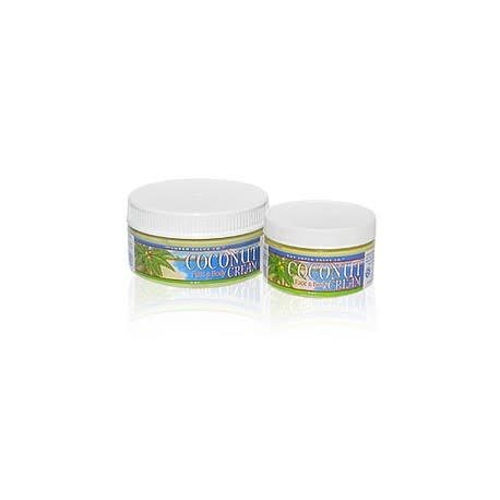Super Salve Co. Coconut Face & Body Cream - 4oz.