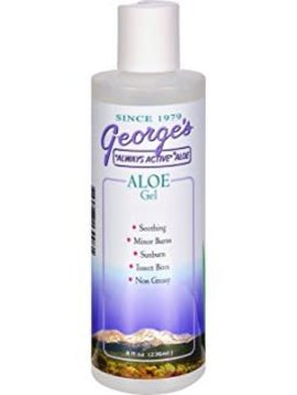 Warren Labs (George's) Aloe Vera George's Gel  8 fl oz