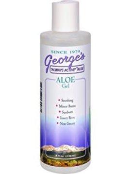 Warren Labs (George's) George's Aloe Gel - 8 fl. oz.