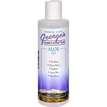 Warren Labs (George's) Aloe Vera George's Gel  8 fl oz