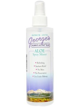 Warren Labs (George's) Aloe Vera George's spray mister 8 fl oz