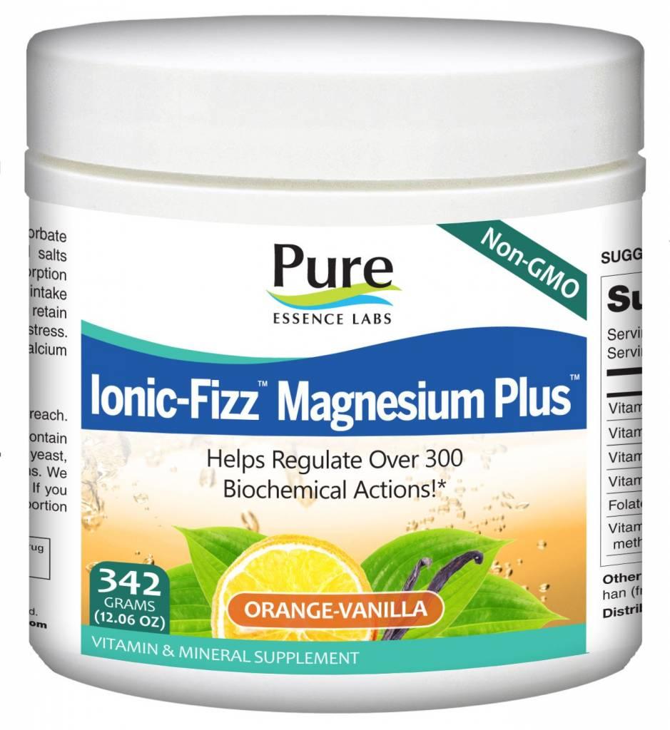 Ionic-Fizz Magnesium Plus Vanilla Orange - 342 g