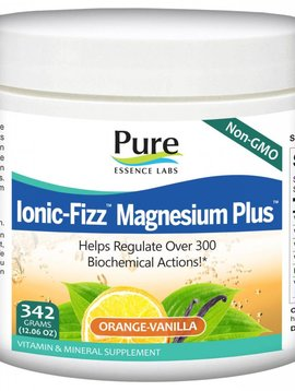 Ionic-Fizz Magnesium + Orange-Van. -342g