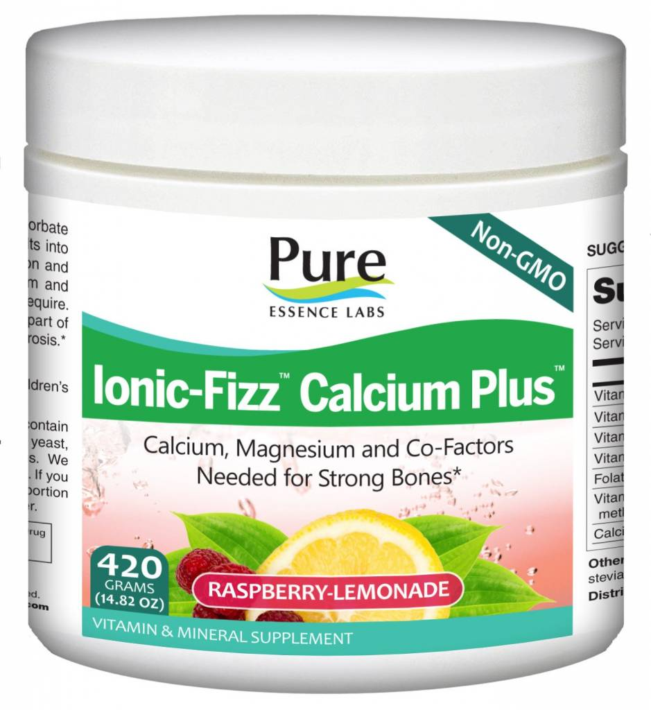 Ionic-Fizz Calcium Raspberry Lemonade 420g