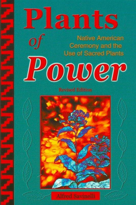 Native Scents Book; Plants of Power