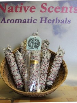Native Scents Smudge Stick Simply Sage