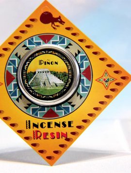 Native Scents Pinon Resin Incense