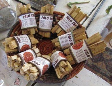 Thymekeeper Incense Palo Santo Bundle of 5