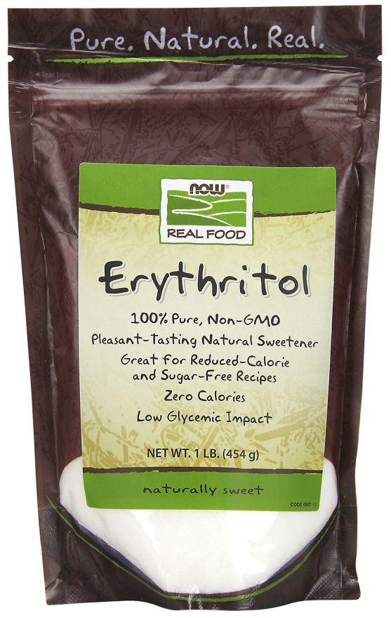 Now Foods Now Foods Erythritol - 2.5lb.