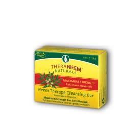 TheraNeem Organix Max Strength Neem Soap