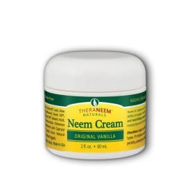 TheraNeem Organix Neem Cream Vanilla - 2oz