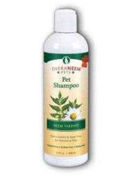 TheraNeem Organix Neem Pet Shampoo 12 oz