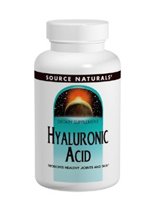 Source Naturals Hyaluronic Acid  50 mg 60 tabs