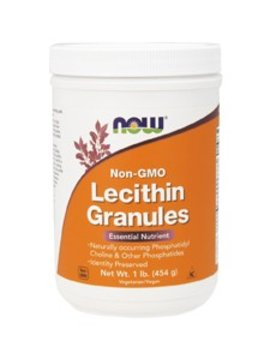 Source Naturals Lecithin granules - 1 pound