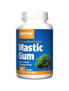 Jarrow Mastic Gum 60 tabs