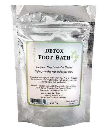 Not the Same Detox Foot Bath 4 oz