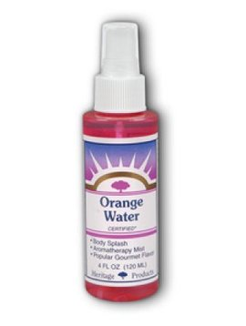 Orange Flower Water - 4oz.
