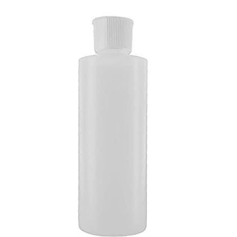 4 oz Plastic Squeeze Bottles W/Flip Top Lid
