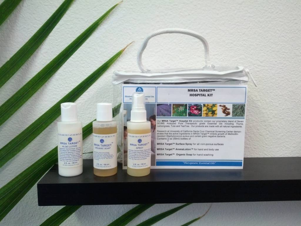 ESS EBV MRSA Hospital Kit