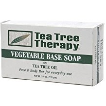 Tea Tree Therapy Vegetable Soap