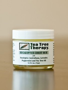 Tea Tree Therapy Chest Rub