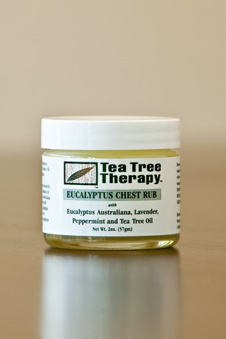 Tea Tree Therapy Chest Rub