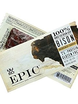 Epic Bison Bacon Cranberry Protein bar