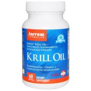 Krill (Jarrow) 60 gels - 500 mg