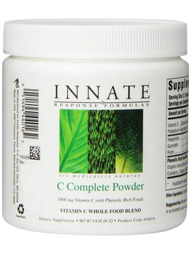 Vitamin C Complete Powder 2.9 oz