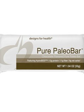 Designs for Health Snack Paleo Chocolate Bar