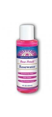 Rose Flower Water - 4oz.