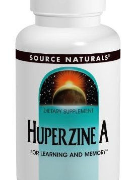 Source Naturals Huperzine 200 mg. - 120 caps