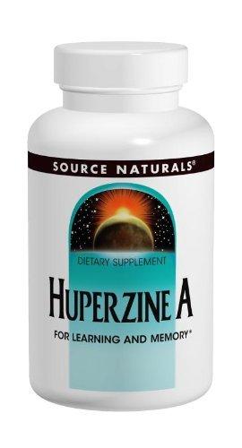 Source Naturals Huperzine 200 mg. - 120 caps