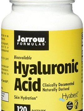 Jarrow Hyaluronic Acid -- Jarrow - 120 veggie caps