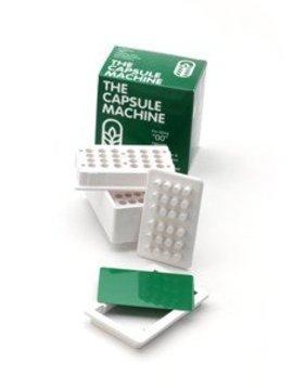 Capsule Connection The Capsule Machine - fills cap size 00 - 24 caps