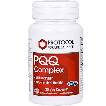 PQQ Complex 30 vcaps