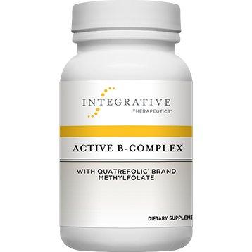 B Vitamin Active B Complex 60 vcaps