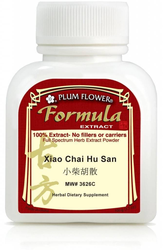 Minor bupleurum (Xiao Chai powder)