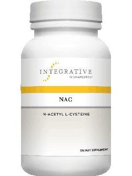 N-A-C 600 mg 60 caps