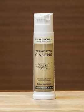Fermented Ginseng Spray .85 fl oz