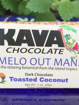 Kava Chocolate Coconut  bar