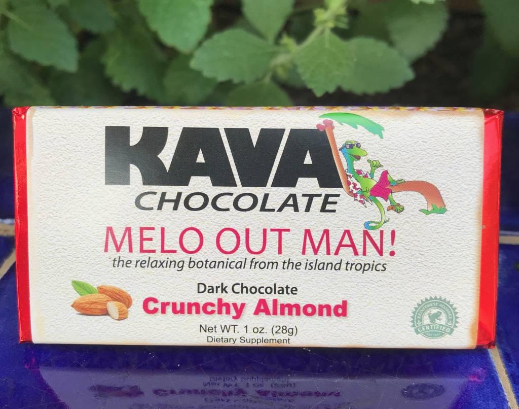 Kava Chocolate Almond bar
