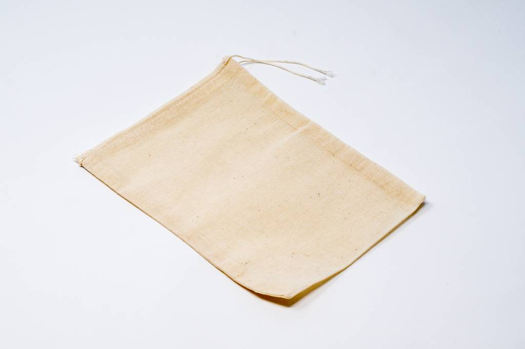 "Generic Muslin Culinary Tea Bag, Large 6"" x 8"""
