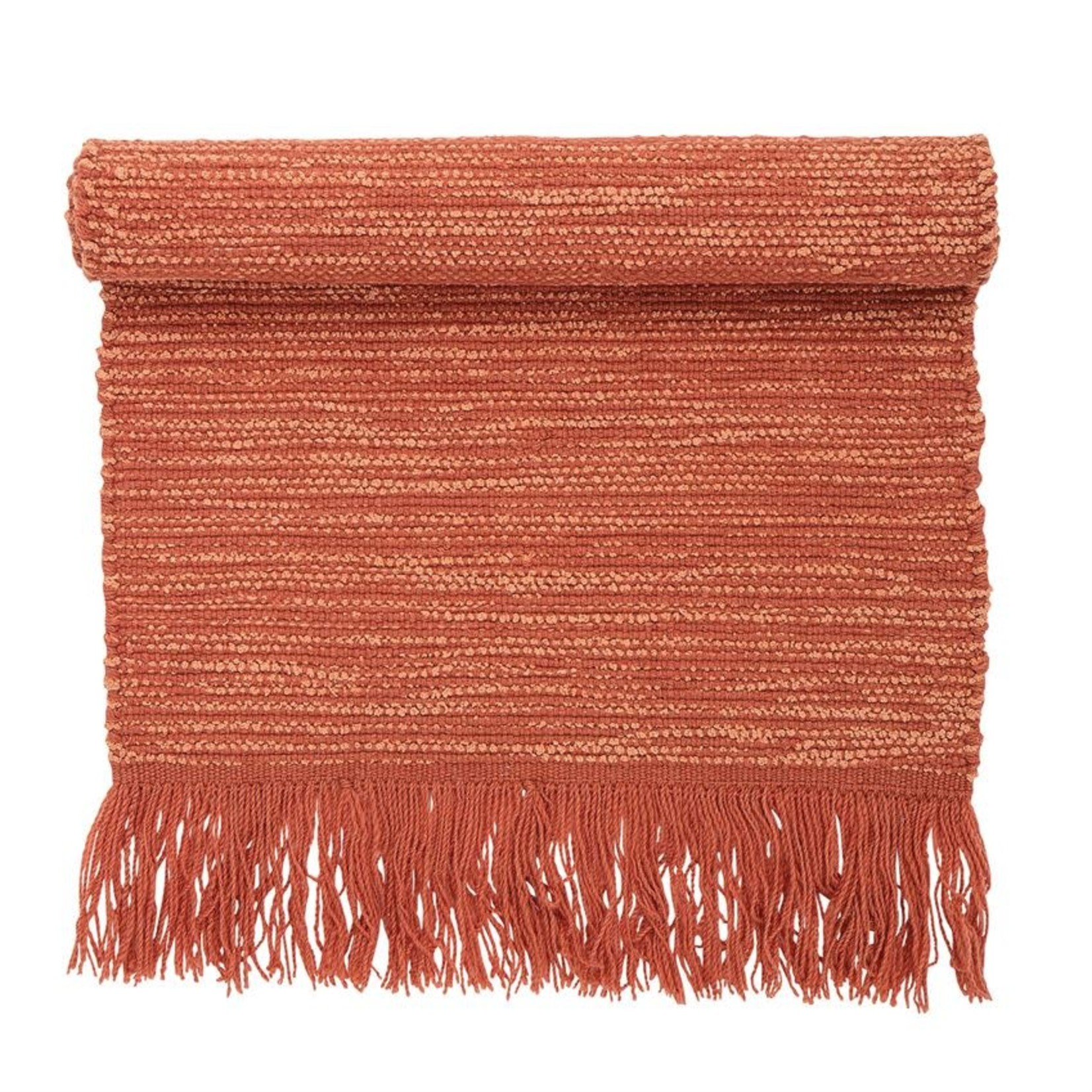 Bloomingville Tapis WOOL orange