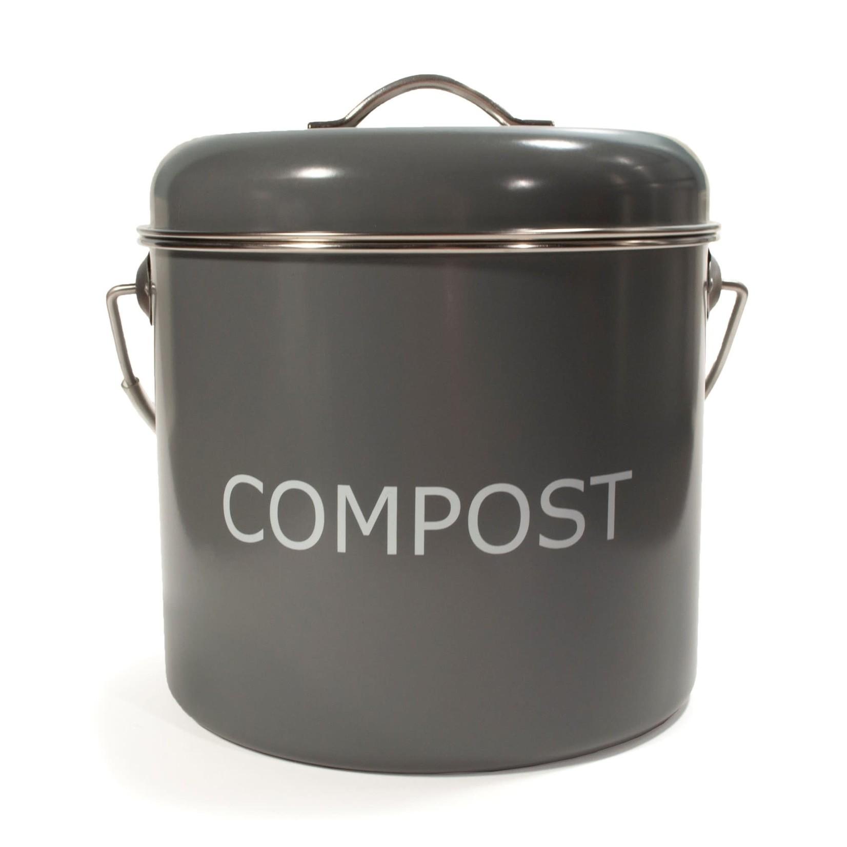 Bac à compost GRIS